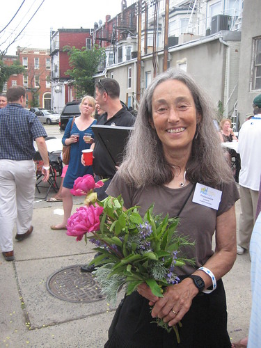 Phyllis, a VLP founder and stalwart volunteer!