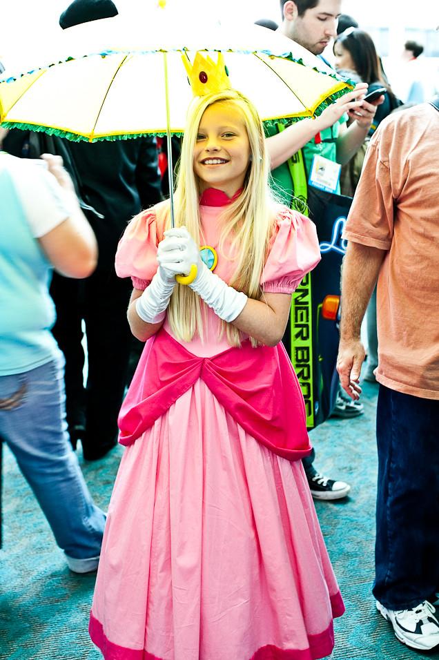 Comic-Con is the Castle