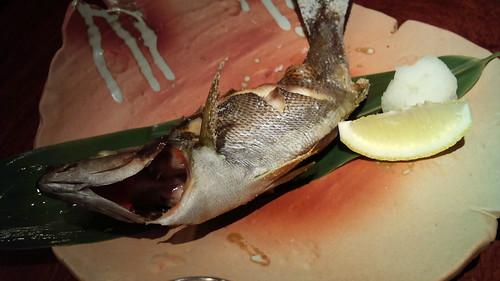 淡路島料理 「島の恵みと喰らえ」