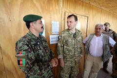 Visit to Ghazni 03 (PolandMFA) Tags: afghanistan soldier asia minister afganistan paszkowski ghazni isaf azja mfapressspokesman radosawsikorski