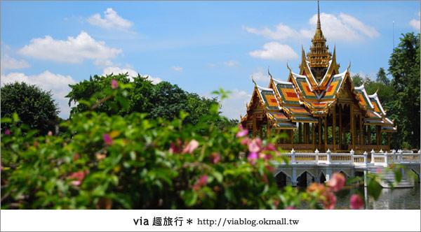 【泰國旅遊】大城之旅|泰皇的渡假聖堂~芭茵夏宮47