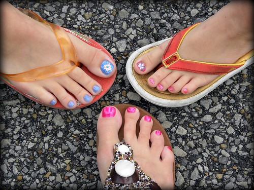 pedicures!!