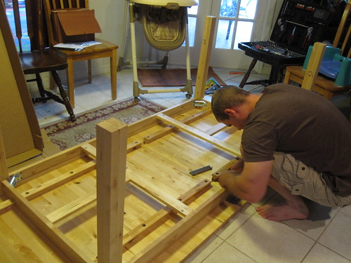 Building the New Table