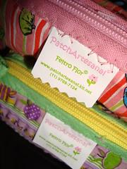 """Estojos Feltro Flor (""""Feltro Flor"""") Tags: quilt artesanal patchwork bolsa bolsas aula maga molde santinho anjinho tecido bordado costura necessaire troquinha aresanato"""