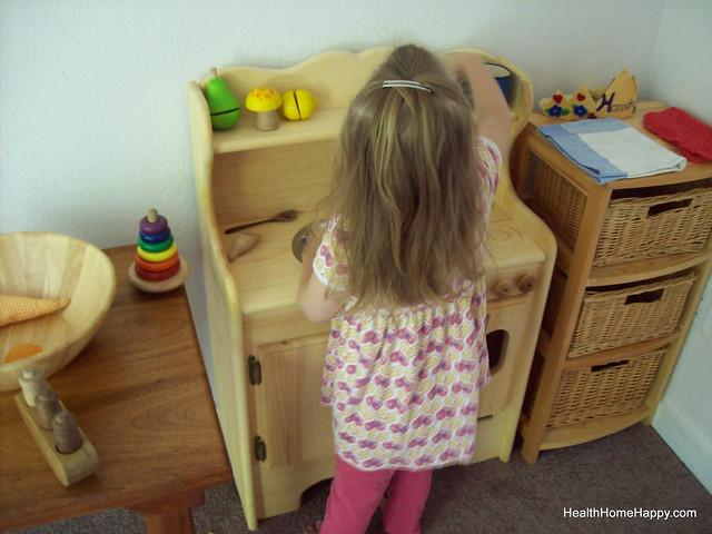 Children's kitchen
