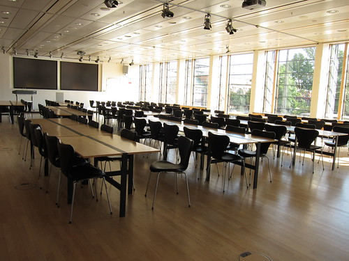 Conference room of denmark design center