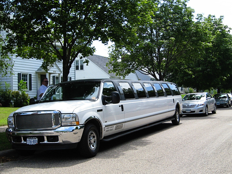Limo for Wine Tour