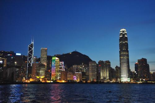 Hong Kong Night Sight #2