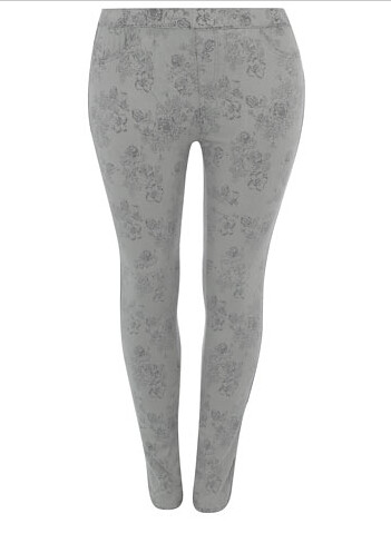 (WISHLIST) floral printed jegging