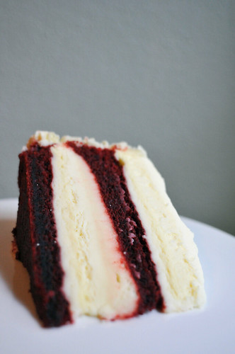 Stephanie's Ultimate Red Velvet Cake Cheesecake™ #5