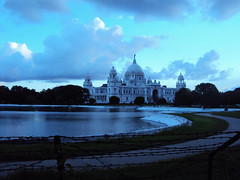 The Elegant Creation (dento_eyewishflickr) Tags: victoria kolkata victoriamemorial