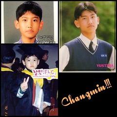 TVXQ Shim Changmin