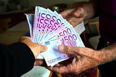 500 Euro notes