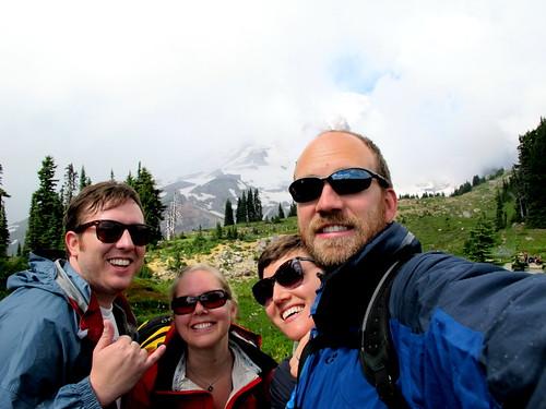Mahalo Mount Rainier