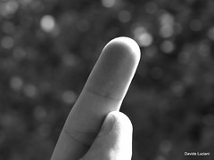 I got the answer (Davide Luciani) Tags: b bw italy abstract black color river landscape withe finger fiume w e astratto davide colori pinocchio montagna bianco nero paesaggio dito luciani