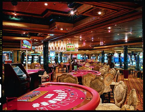 Casino  Carnival Liberty