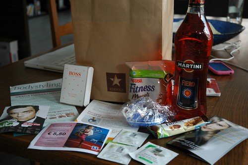 Kinepolis Ladies Night at the Movies gift bag