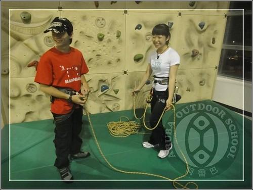 九月百香QQ杯攀岩賽21