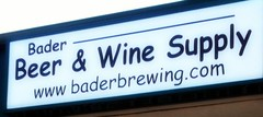 Bader Beer and Wine Supply in Vancouver Washington