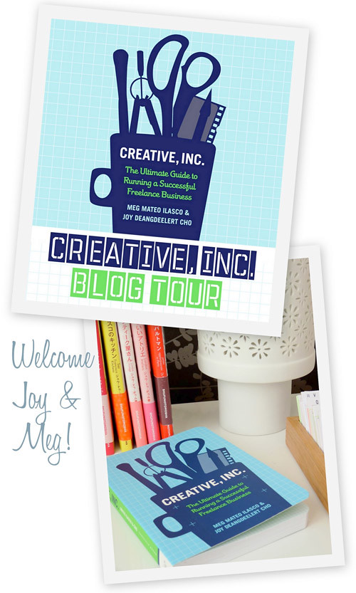 Creative Inc. Book Tour: 8 Tips For Promoting Your Work