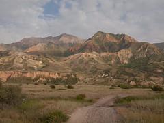 Near Karamyk (E