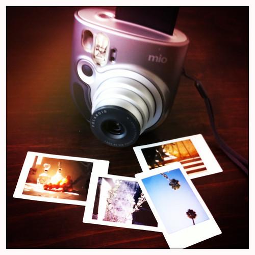 Polaroid Mio