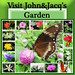 John&Jacq's Garden Button