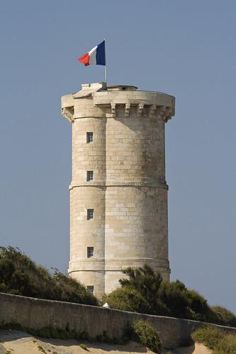 La Tour des Baleines - Saint-Clément-des-Baleines  - Ile de Ré