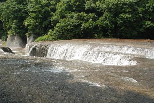 吹割の滝/渓谷