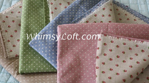 Double sided linens