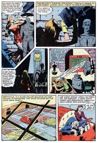Planet Comics 37 - Mysta (July 1945) 02