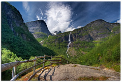 Jostedalsbreen Nasjonalpark (Mariusz Petelicki) Tags: norway norge scandinavia norwegia briksdal skandynawia mariuszpetelicki jostedalsbreenasjonalpark