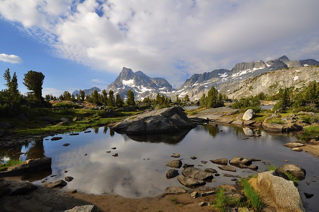 Island Pass Area, John Muir Trail, Ansel Adams Wilderness by chucklepix (Steve)