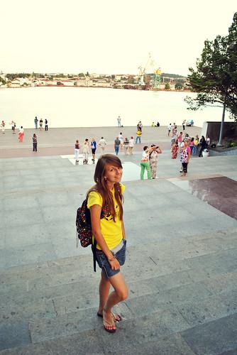 In Sevastopol