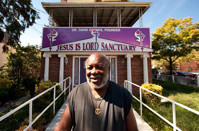 Jesus Is Lord Sanctuary