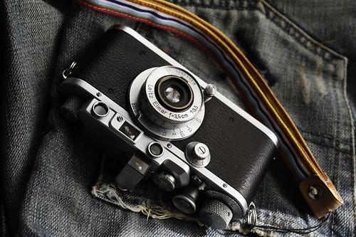 My Leica IIIa