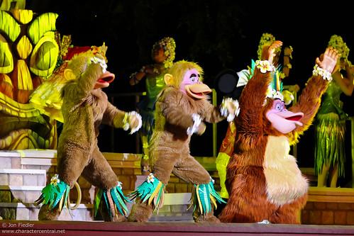 Monkey characters disney - photo#25