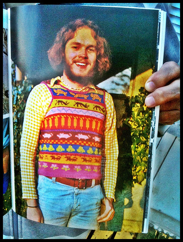 1975 knitting pattern