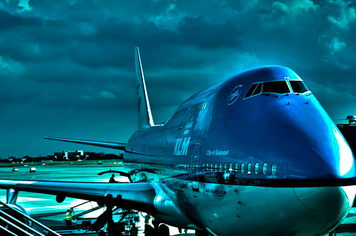 KLM HDR