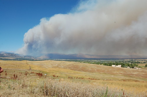 4 mile fire