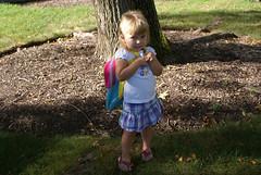 1st Day of Preschool (2nd year)