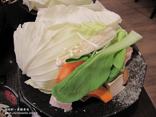 土方鍋之助膠原蛋白鍋菜盤