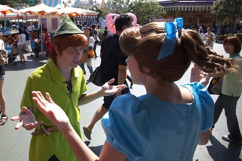 ディズニーハロウィーン全身仮装の日
