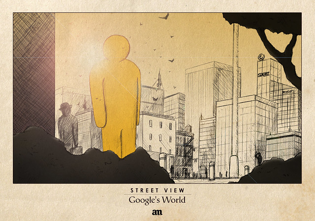 "Street View ""Google's World"""