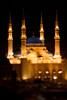 Mohammad Al-Amin Mosque (ion-bogdan dumitrescu) Tags: lebanon beirut bitzi tiltandshift mohammadalaminmosque ibdp mg6335 gettyvacation2010 ibdpro wwwibdpro ionbogdandumitrescuphotography