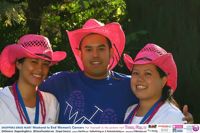 Shoppers Drug Mart Weekend To End Womens Cancer-Join TEAM FINNs fight against Cancer- Put Yourself in the Picture visit www-TeamFinn-org (128) by Ron Sombilon Gallery