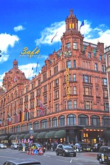 وش بقى لك ياغريب , (« 3 a F K » London!) Tags: uk london harrods alkhater 3afk