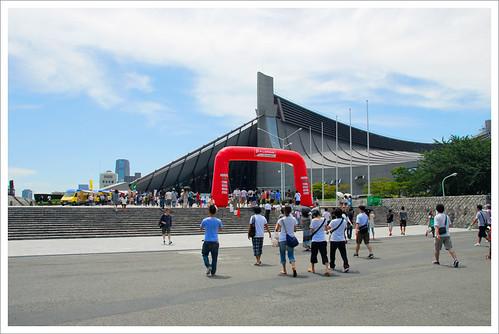 代々木第一体育館@Fリーグ・セントラル開催_201008