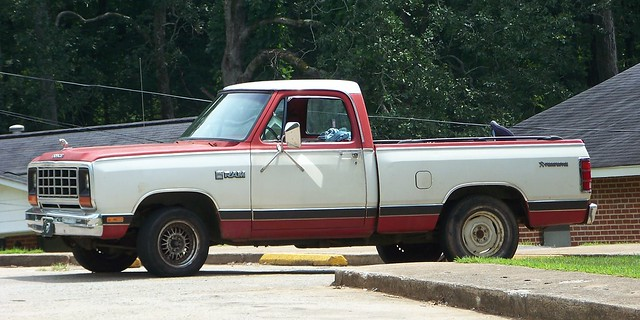 truck pickup 150 dodge ram 1980s prospector ram150