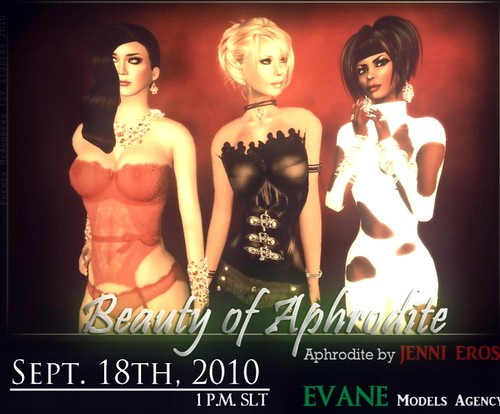 Evane Models Agency presents: Beauty of Aphrodite